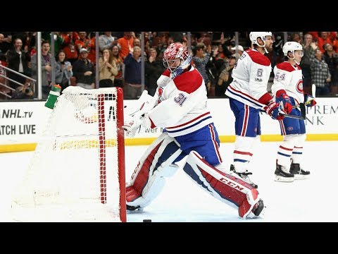 NHL: Bad Goals against the Canadiens