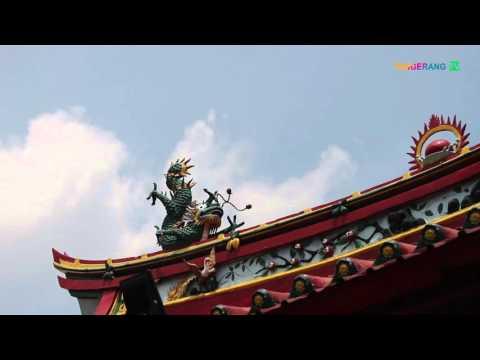 Potensi Wisata Kota Tua Pasar Lama Kota Tangerang [Tangerang TV]
