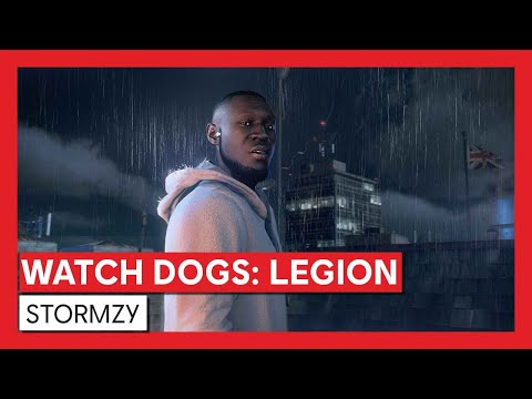 Stormzy en Watch Dogs: Legion