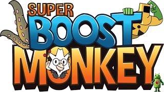 Super Boost Monkey iOS Gameplay HD