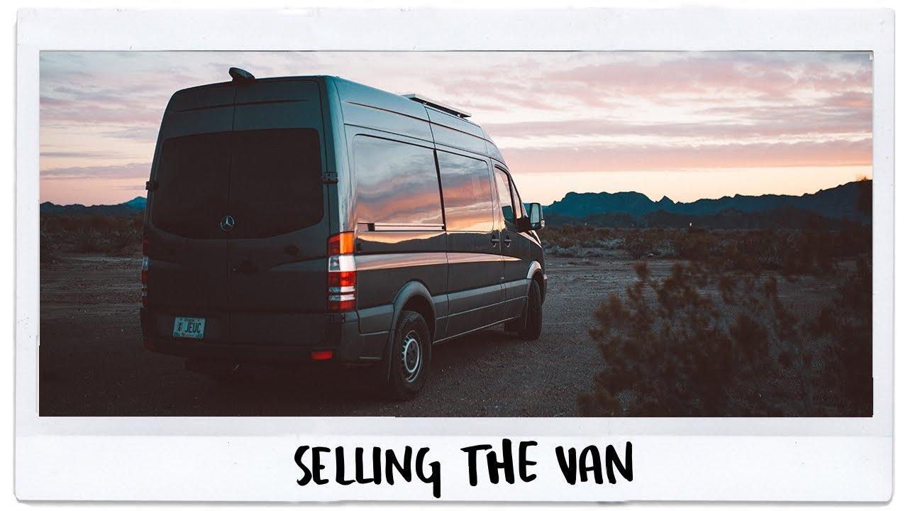 52b2c75356 We re Selling Our Sprinter Van - YouTube