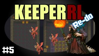 KeeperRL Re-Do - Human Extermination (Ep 5)