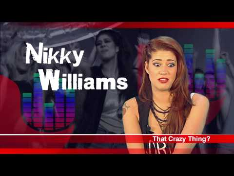 NIKKI WILLIAMS UFORIA