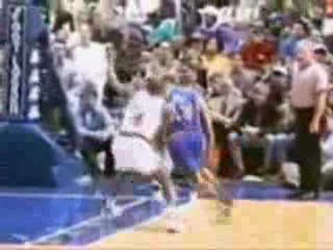 GRANT HILL AT HIS BEST