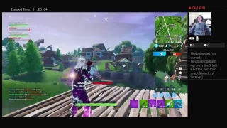 FORTNITE Livestream-FREE SHOUT OUTS - Live Right Now