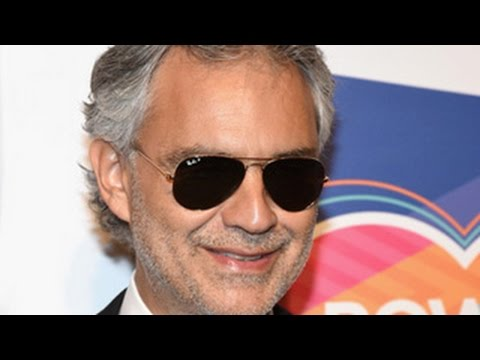 Bocelli on Life, Love and Cinema
