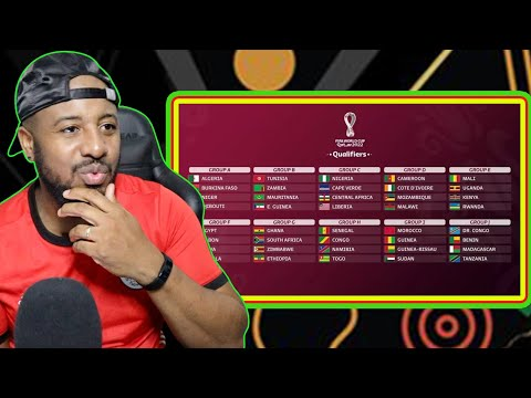 Africa's 2022 World Cup Qualifying 2nd Round Draw Reaction & Early Predictions