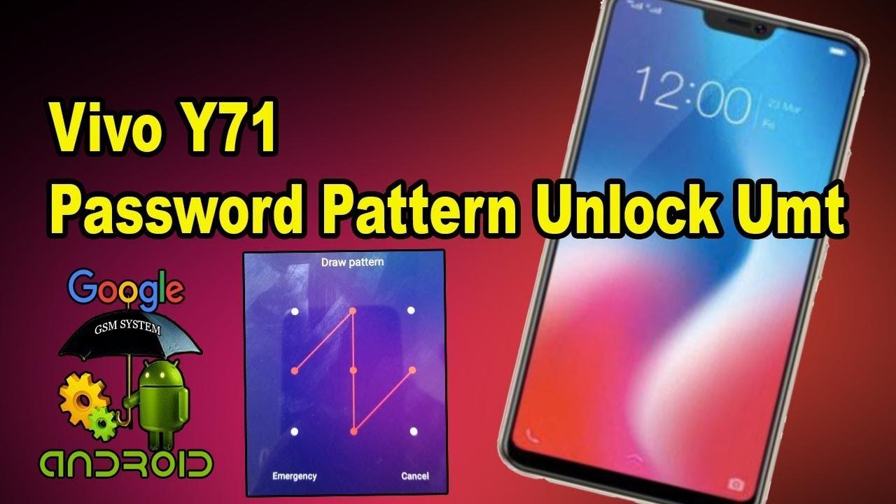 Vivo Y71 Unlock File