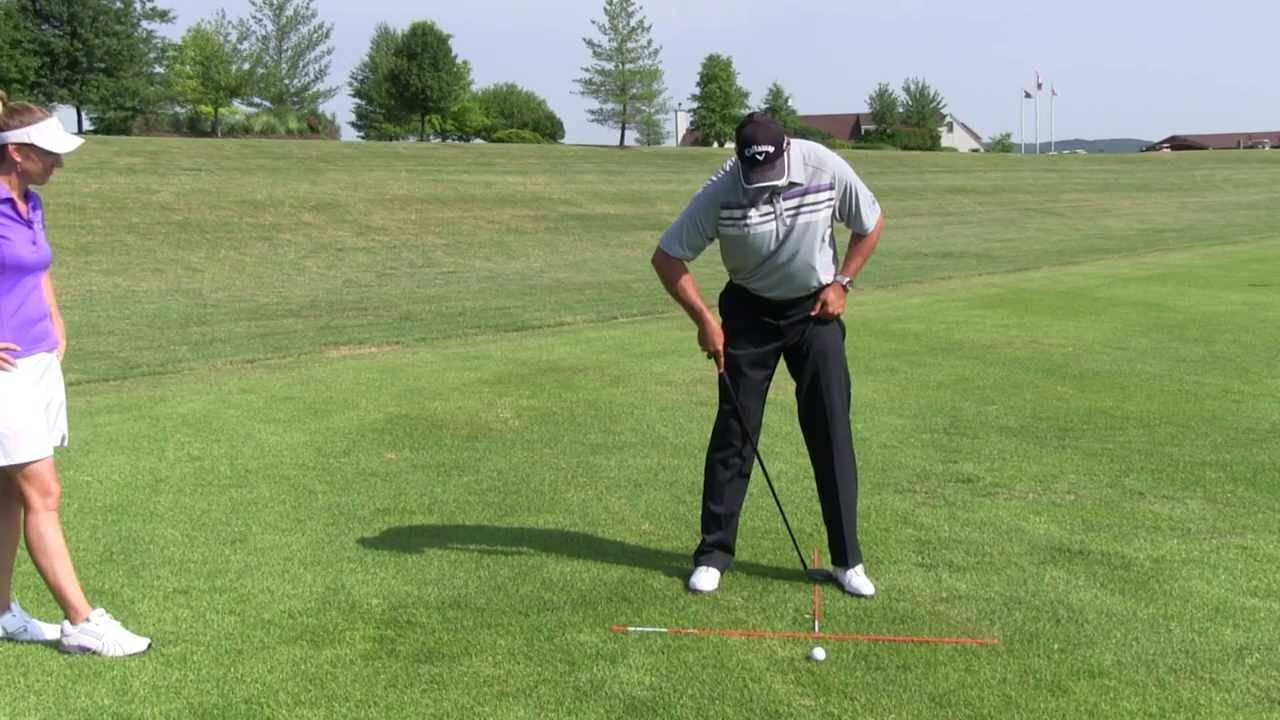 What S The Correct Golf Ball Position For Hybrids
