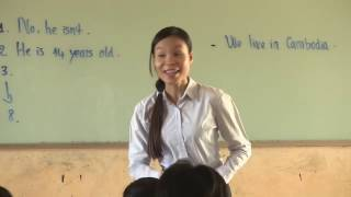 English Grade 7, Chapter 1, Unit 3, Lesson 3c