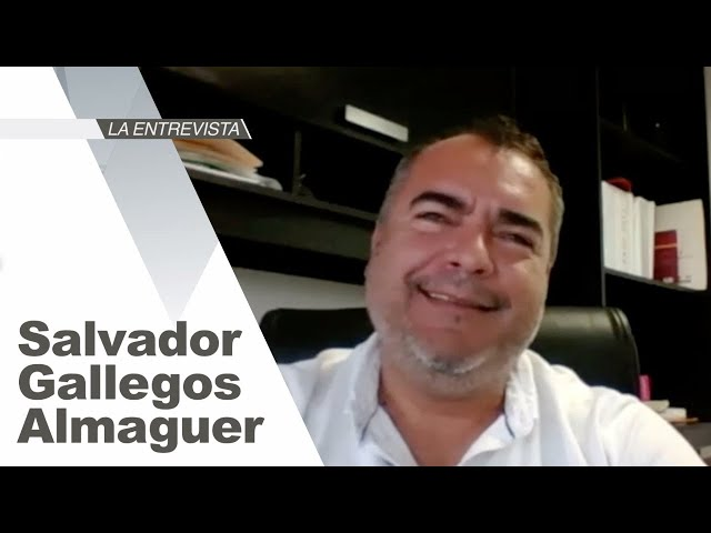 La Entrevista: Salvador Gallegos Almaguer