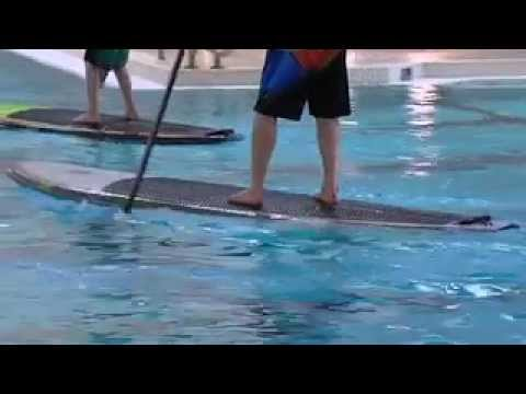 The fitness Benefits of Paddle Boarding