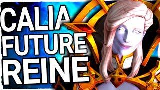 WARCRAFT : Calia, future Reine des Réprouvés ?