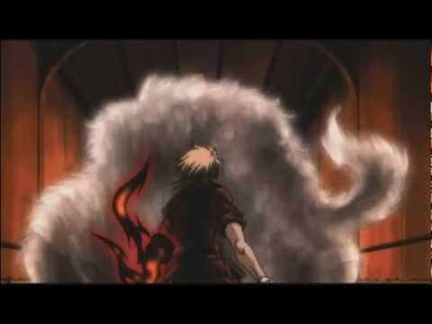 Nightwish The Escapist Remix - Hellsing OVA 10 Seras Victoria vs. Captain