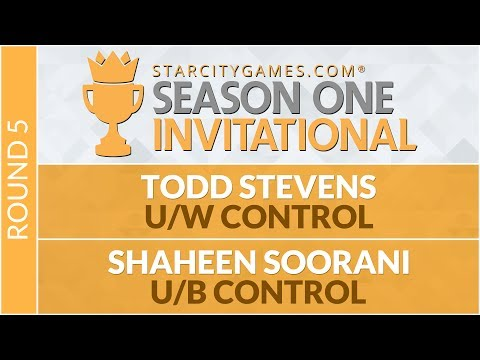 SCGINVI - Round 5 - Todd Stevens vs Shaheen Soorani [Standard]