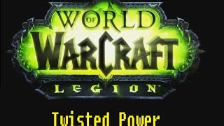 Twisted power - Artifact questline