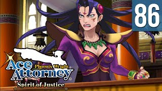 Phoenix Wright: Spirit of Justice #86 ~ Turnabout Revolution - Trial Latter, Day 2 (3/4)