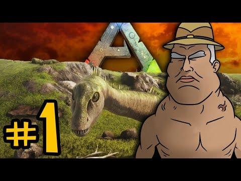 ark:-survival-evolved-#1---prehistoric-punks