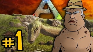 ARK: Survival Evolved #1 - Prehistoric Punks