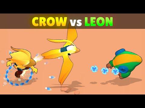 CROW vs LEON