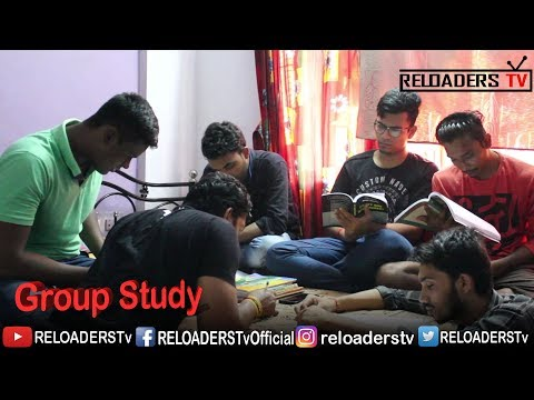 Group Study | Night Before Exam | Reloaders Style |