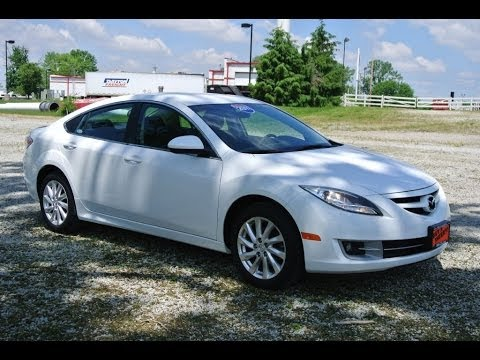 2011 mazda mazda6 i touring plus for sale dayton troy piqua sidney ohio cp13998 youtube. Black Bedroom Furniture Sets. Home Design Ideas