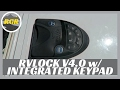 RVLock V4.0 with Integrated Keypad For RV'S | Product Review | Keyless RVLock