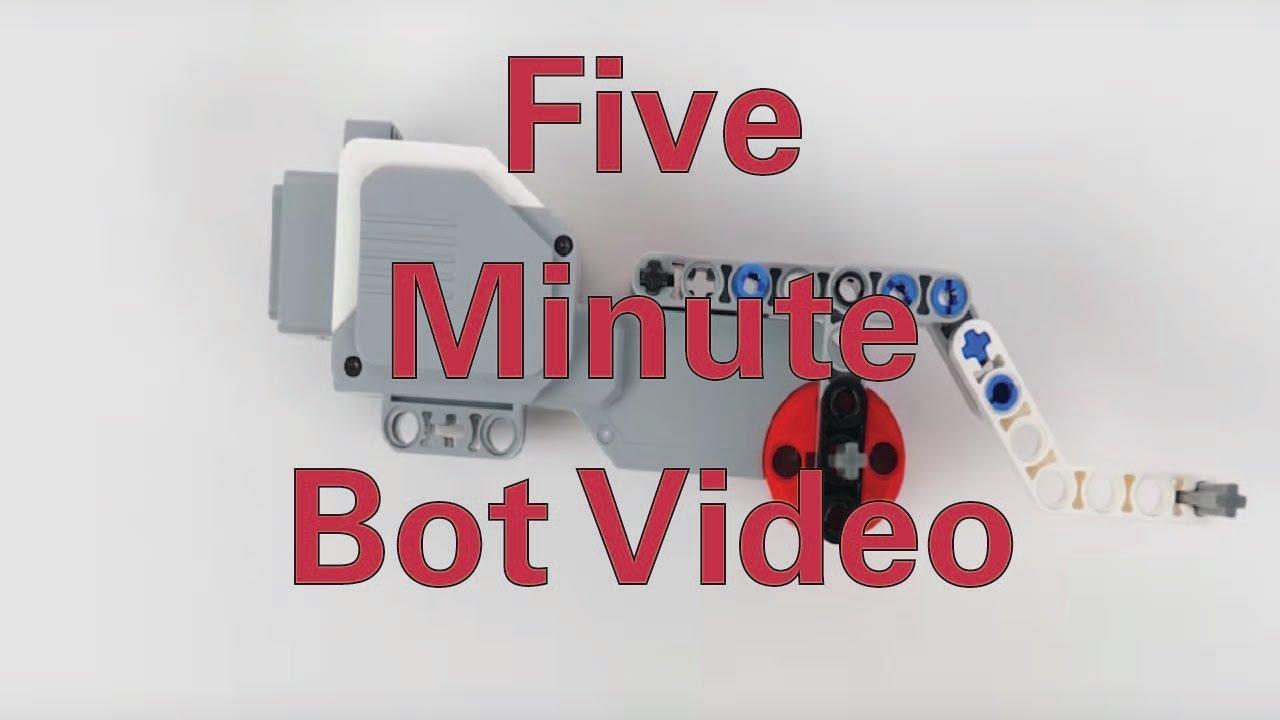 five minute video