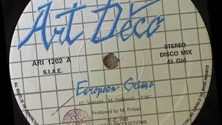 Art Deco - European crime 1985