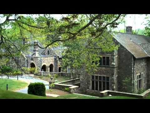Jeffords Hunting Hill Mansion In Ridley Creek State Park - PA
