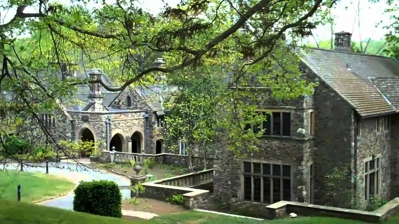 Jeffords Hunting Hill Mansion In Ridley Creek State Park