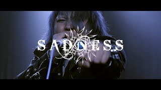 HARD ROCK / HEAVY METAL BAND 『SADNESS』 from JAPAN ・2nd Single Al...