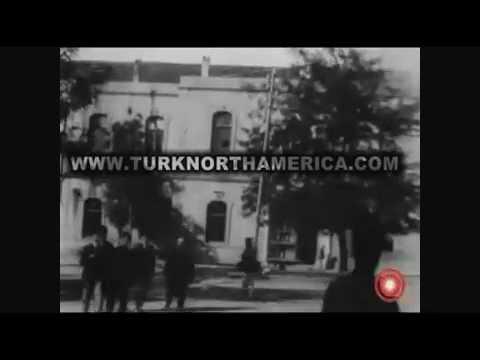 Atatürk'ün İlk Kez İzleyeceğiniz Görüntüleri