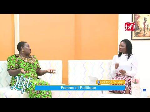 Femme et politique au Burkina Faso - LE LOFT