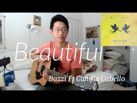 Bazzi - Beautiful feat. Camila Cabello  - Cover (fingerstyle guitar)[+FREE TABS][+FREE  MP3 DOWNLOAD]