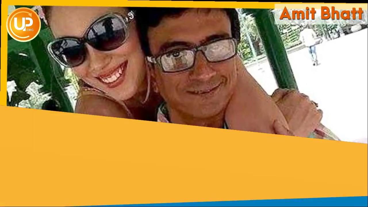 VIDEO NEWS: meet gorgeous wife of champak chacha aka amit bhatt from taarak  mehta ka ooltah chashmah