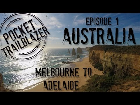 How to Backpack Australia Ep.1 - THE JOURNEY BEGINS : Great Ocean Road (Tips & Adventure Series)