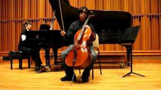"""Cello Concerto in E minor, Op. 85 - 1. Adagio-Moderato"""