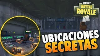 *NEW COFRES ZONES* SECRET IN FORTNITE SEASON PASS 4