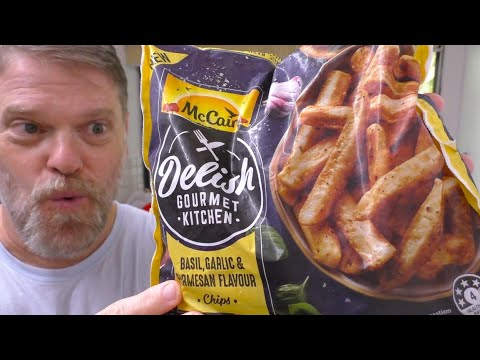 McCain Delish Gourmet Kitchen Frozen Chips Review