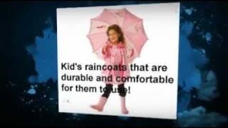 Children's Raincoats