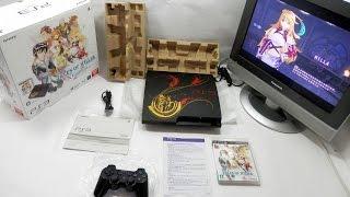 Playstation 3 Slim Tales of Xillia Limited Edition