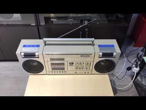 vintagemoscow  магнитола silver 6000