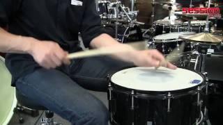 Drumcraft Serie 6 Snare 14 x 5,5 - Pitch Black