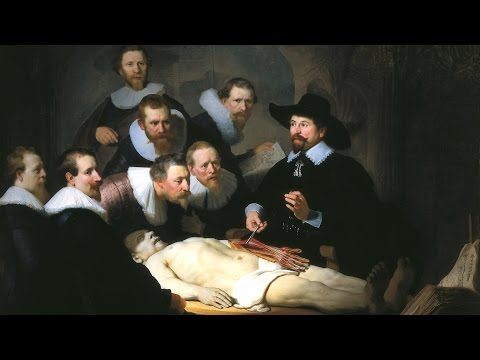 Rembrandt, The Anatomy Lesson of Dr. Tulp