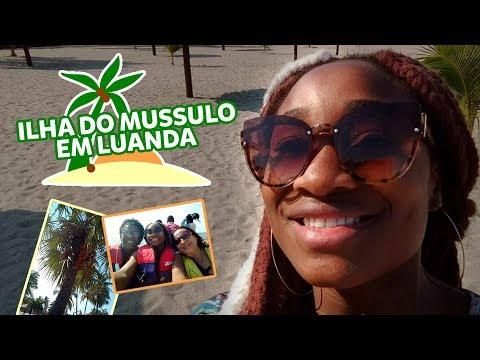 ILHA DO MUSSULO EM LUANDA ; Uma Das Mil Maravilhas De Angola