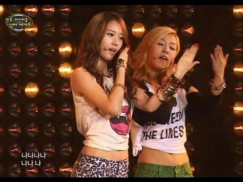 【TVPP】 f(x) - NU ABO, 에프엑스 - 누 예삐오 @ 2011 SMTOWN LIVE IN PARIS