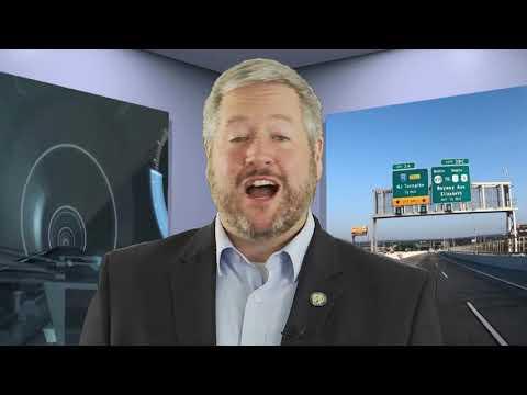 Assemblyman Daniel Benson Explains Progress In Motion