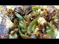 Delicious Chicken Veggie- How To Make Tasty Chicken Vegetable.