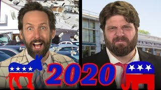 2020 Presidential Candidate Blowout!
